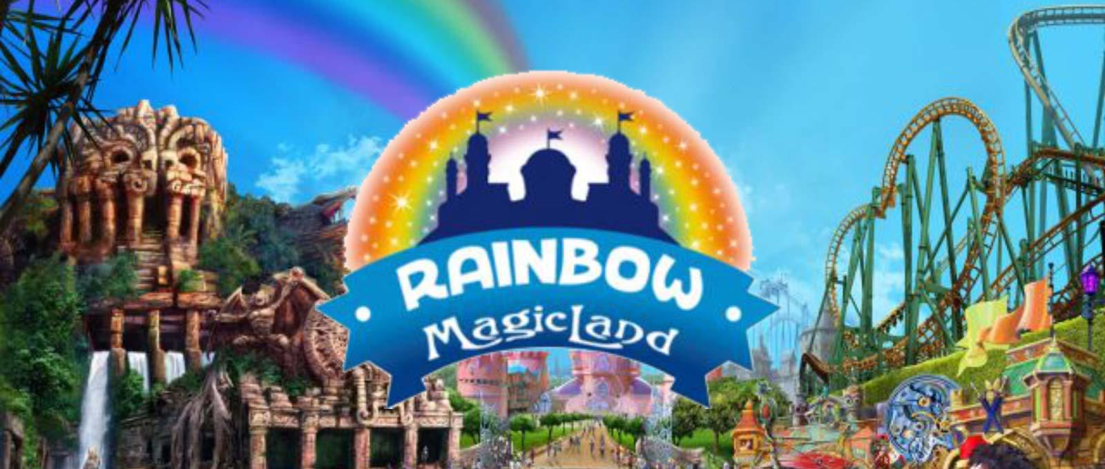 Rainbow MagicLand Valmontone